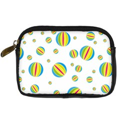 Balloon Ball District Colorful Digital Camera Cases
