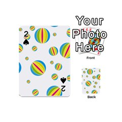 Balloon Ball District Colorful Playing Cards 54 (mini)