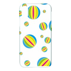 Balloon Ball District Colorful Apple Iphone X Hardshell Case