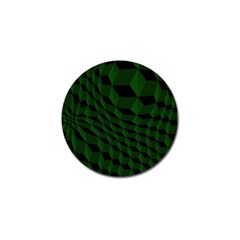 Pattern Dark Texture Background Golf Ball Marker