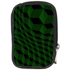 Pattern Dark Texture Background Compact Camera Cases