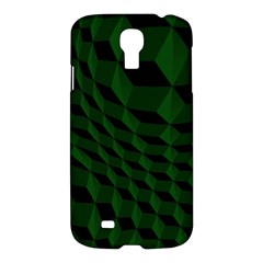 Pattern Dark Texture Background Samsung Galaxy S4 I9500/i9505 Hardshell Case