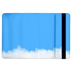 Sky Blue Blue Sky Clouds Day Ipad Air Flip