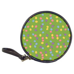 Balloon Grass Party Green Purple Classic 20 Cd Wallets