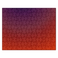 Course Colorful Pattern Abstract Rectangular Jigsaw Puzzl