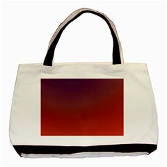 Course Colorful Pattern Abstract Basic Tote Bag (two Sides)