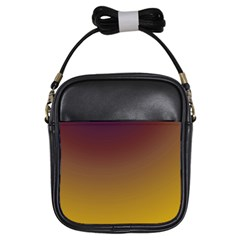 Course Colorful Pattern Abstract Girls Sling Bags