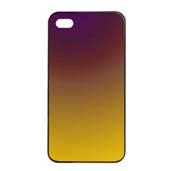 Course Colorful Pattern Abstract Apple Iphone 4/4s Seamless Case (black)