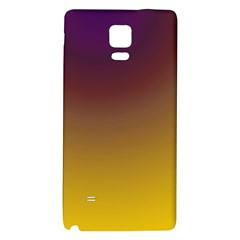Course Colorful Pattern Abstract Galaxy Note 4 Back Case