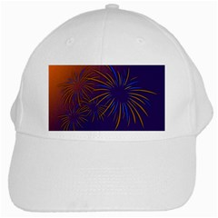 Sylvester New Year S Day Year Party White Cap