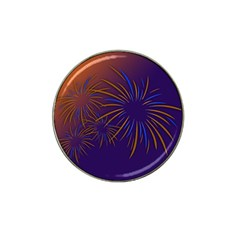 Sylvester New Year S Day Year Party Hat Clip Ball Marker