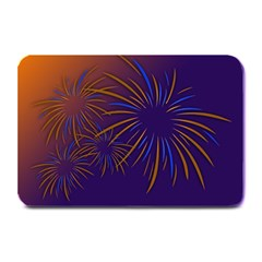 Sylvester New Year S Day Year Party Plate Mats