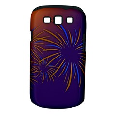Sylvester New Year S Day Year Party Samsung Galaxy S Iii Classic Hardshell Case (pc+silicone)