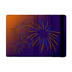 Sylvester New Year S Day Year Party Ipad Mini 2 Flip Cases