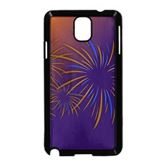 Sylvester New Year S Day Year Party Samsung Galaxy Note 3 Neo Hardshell Case (black)