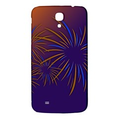 Sylvester New Year S Day Year Party Samsung Galaxy Mega I9200 Hardshell Back Case
