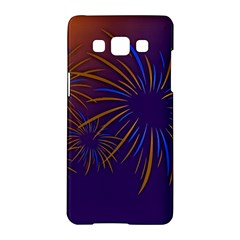 Sylvester New Year S Day Year Party Samsung Galaxy A5 Hardshell Case