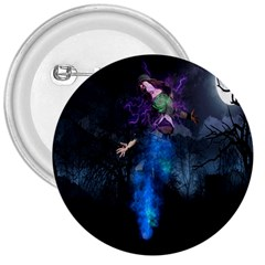 Magical Fantasy Wild Darkness Mist 3  Buttons