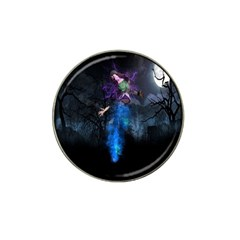 Magical Fantasy Wild Darkness Mist Hat Clip Ball Marker (10 Pack)