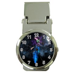 Magical Fantasy Wild Darkness Mist Money Clip Watches