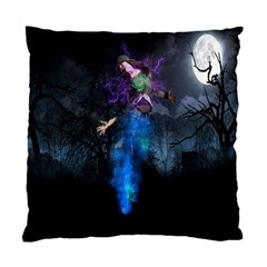 Magical Fantasy Wild Darkness Mist Standard Cushion Case (one Side)