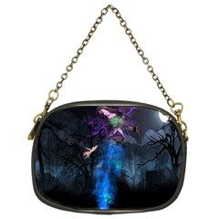 Magical Fantasy Wild Darkness Mist Chain Purses (two Sides)