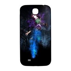 Magical Fantasy Wild Darkness Mist Samsung Galaxy S4 I9500/i9505  Hardshell Back Case