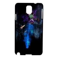 Magical Fantasy Wild Darkness Mist Samsung Galaxy Note 3 N9005 Hardshell Case