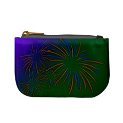 Sylvester New Year S Day Year Party Mini Coin Purses