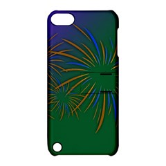 Sylvester New Year S Day Year Party Apple Ipod Touch 5 Hardshell Case With Stand