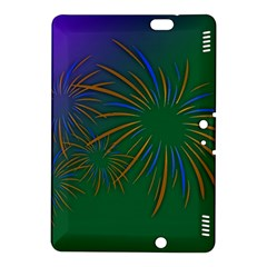 Sylvester New Year S Day Year Party Kindle Fire Hdx 8 9  Hardshell Case