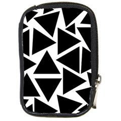 Template Black Triangle Compact Camera Cases