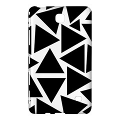 Template Black Triangle Samsung Galaxy Tab 4 (7 ) Hardshell Case