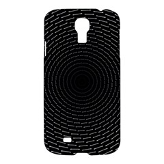Q Tips Collage Space Samsung Galaxy S4 I9500/i9505 Hardshell Case