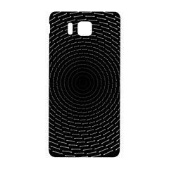 Q Tips Collage Space Samsung Galaxy Alpha Hardshell Back Case