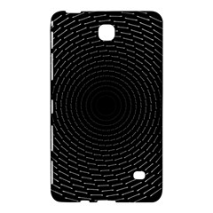 Q Tips Collage Space Samsung Galaxy Tab 4 (7 ) Hardshell Case