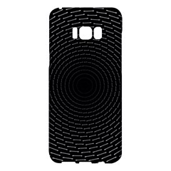 Q Tips Collage Space Samsung Galaxy S8 Plus Hardshell Case