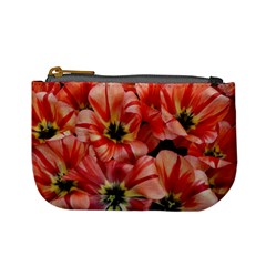 Tulips Flowers Spring Mini Coin Purses