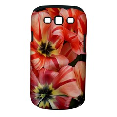 Tulips Flowers Spring Samsung Galaxy S Iii Classic Hardshell Case (pc+silicone)
