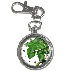 Plant Berry Leaves Green Flower Key Chain Watches