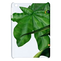 Plant Berry Leaves Green Flower Apple Ipad Mini Hardshell Case