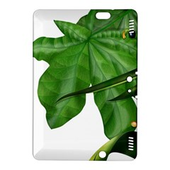 Plant Berry Leaves Green Flower Kindle Fire Hdx 8 9  Hardshell Case