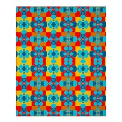 Pop Art Abstract Design Pattern Shower Curtain 60  X 72  (medium)