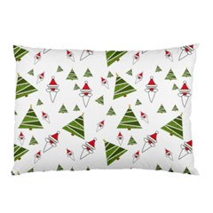 Christmas Santa Claus Decoration Pillow Case (two Sides)
