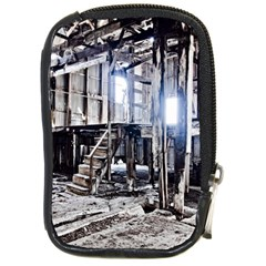 House Old Shed Decay Manufacture Compact Camera Cases