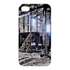 House Old Shed Decay Manufacture Apple Iphone 4/4s Hardshell Case