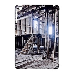 House Old Shed Decay Manufacture Apple Ipad Mini Hardshell Case (compatible With Smart Cover)