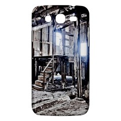 House Old Shed Decay Manufacture Samsung Galaxy Mega 5 8 I9152 Hardshell Case