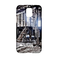 House Old Shed Decay Manufacture Samsung Galaxy S5 Hardshell Case