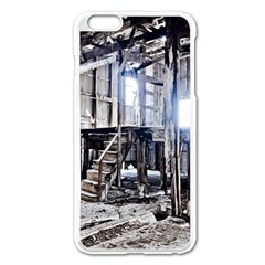 House Old Shed Decay Manufacture Apple Iphone 6 Plus/6s Plus Enamel White Case